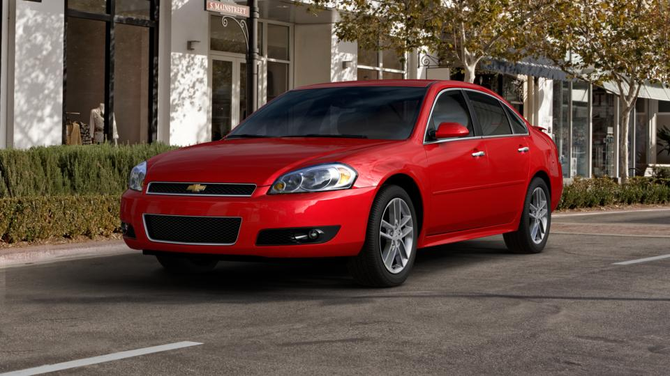 2013 Chevrolet Impala Vehicle Photo in Fort Scott, KS 66701