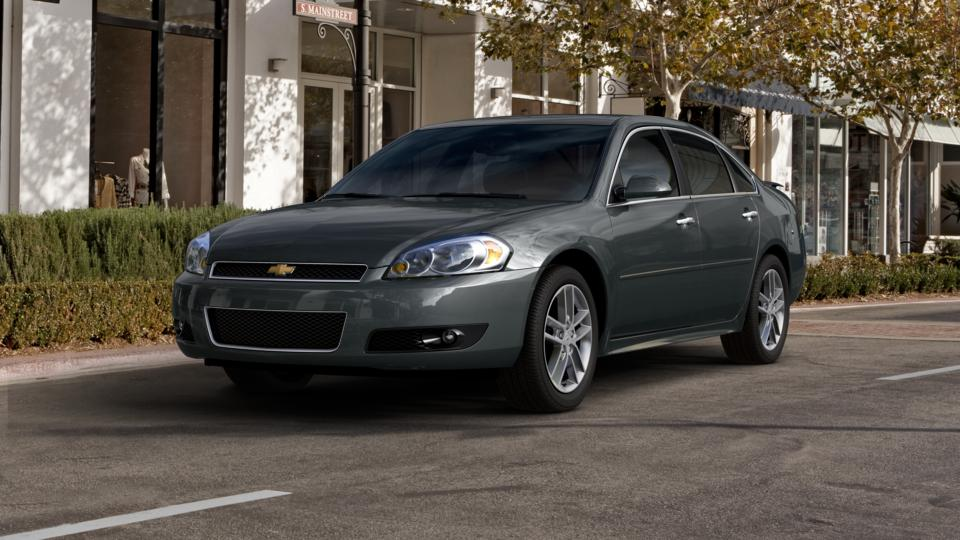 2013 Chevrolet Impala Vehicle Photo in Detroit, MI 48207