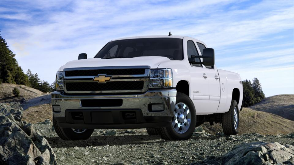 2013 Chevrolet Silverado 3500HD Vehicle Photo in Casper, WY 82609
