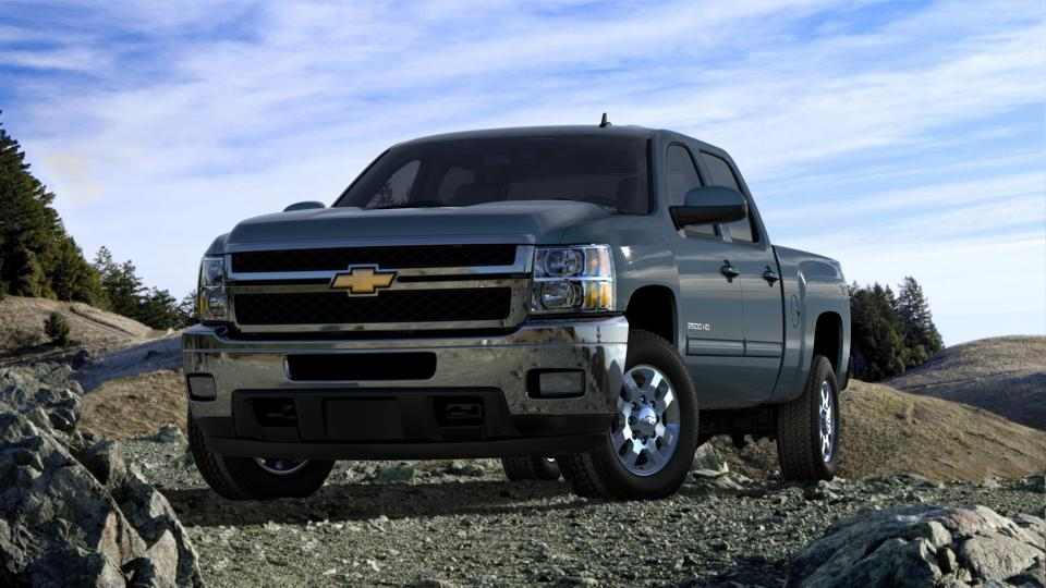 2013 Chevrolet Silverado 2500HD Vehicle Photo in Killeen, TX 76541