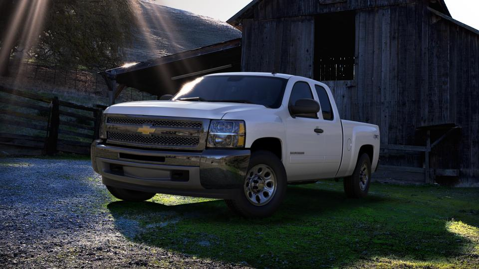 2013 Chevrolet Silverado 1500 Vehicle Photo in Freeland, MI 48623