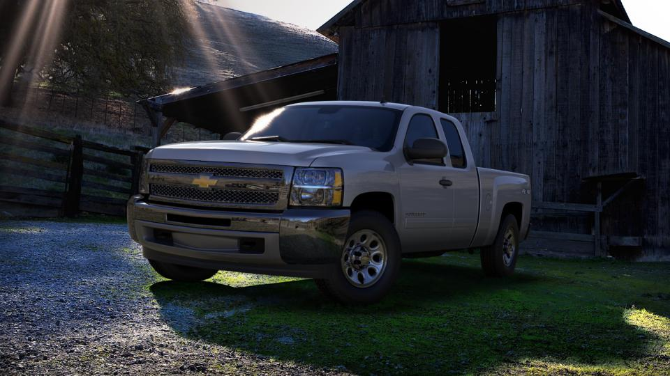 2013 Chevrolet Silverado 1500 Vehicle Photo in Detroit Lakes, MN 56501