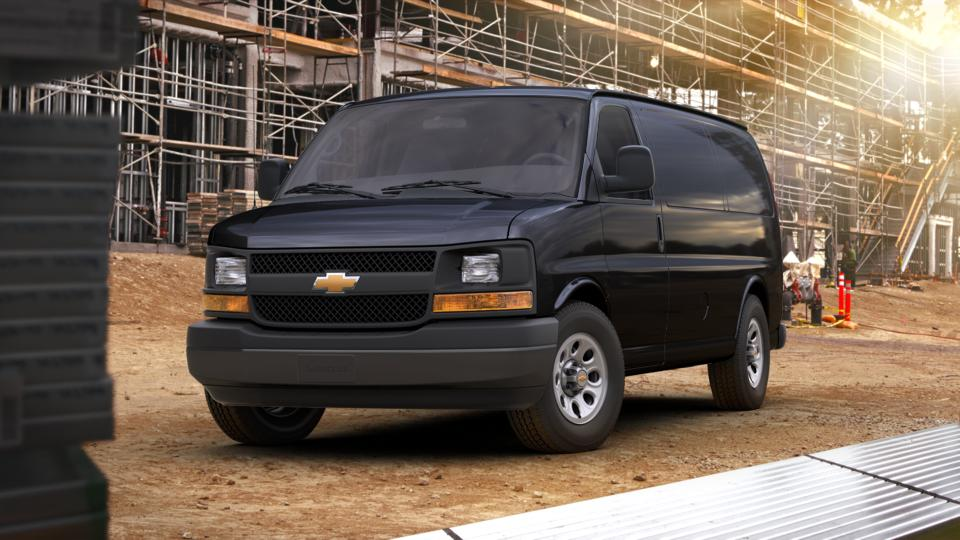 2013 Chevrolet Express Cargo Van Vehicle Photo in Milford, OH 45150