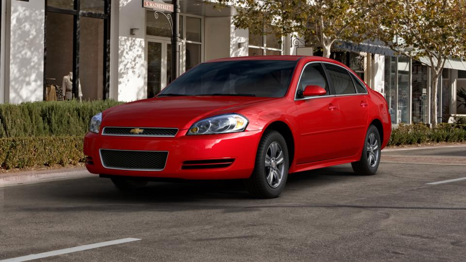 2013 Chevrolet Impala Vehicle Photo in Freeland, MI 48623