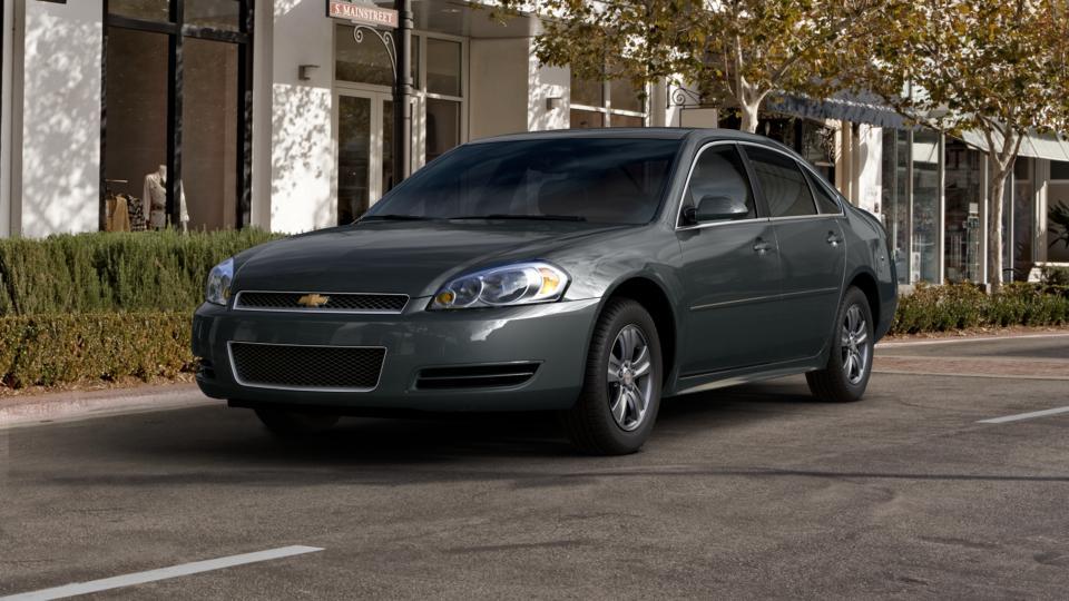 2013 Chevrolet Impala Vehicle Photo in Clarksville, TN 37040