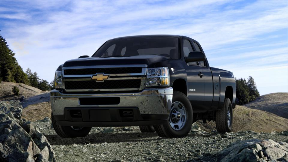 2013 Chevrolet Silverado 2500HD Vehicle Photo in Hudson, MA 01749