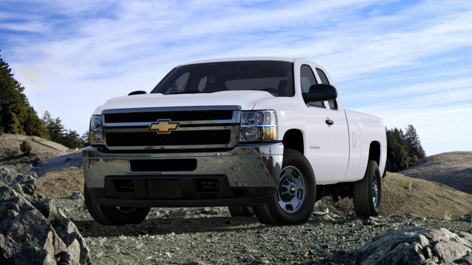 2013 Chevrolet Silverado 2500HD Vehicle Photo in Richmond, VA 23231