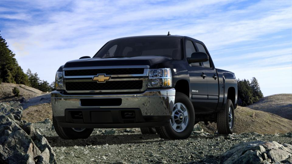 2013 Chevrolet Silverado 2500HD Vehicle Photo in Akron, OH 44303