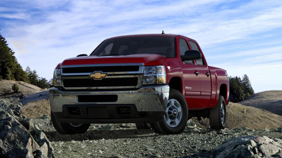 2013 Chevrolet Silverado 2500HD Vehicle Photo in Moon Township, PA 15108