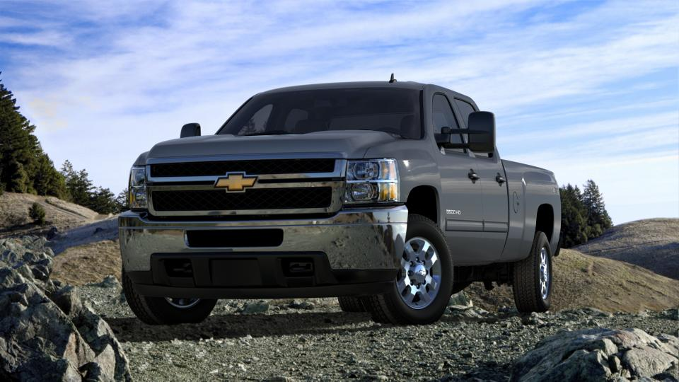 2013 Chevrolet Silverado 3500HD Vehicle Photo in Anchorage, AK 99515