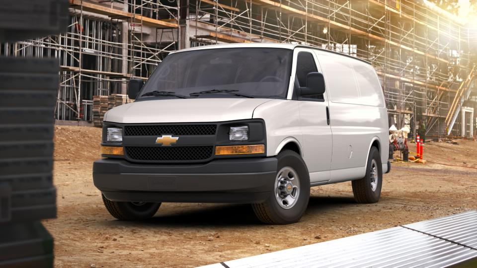 2013 Chevrolet Express Cargo Van Vehicle Photo in Akron, OH 44303