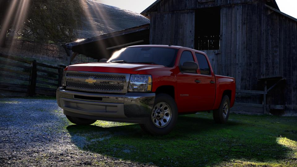 2013 Chevrolet Silverado 1500 Vehicle Photo in Mission, TX 78572