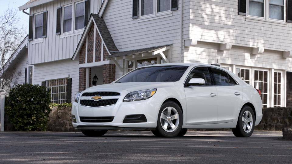 2013 Chevrolet Malibu Vehicle Photo in San Angelo, TX 76903