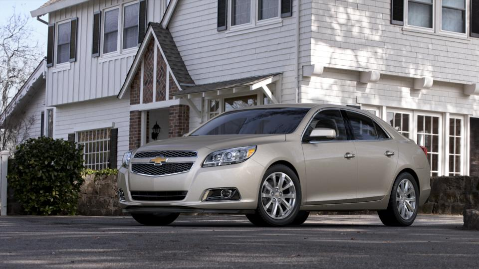 2013 Chevrolet Malibu Vehicle Photo in Easley, SC 29640