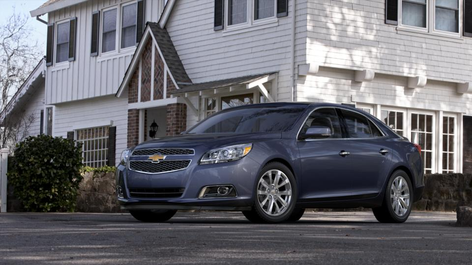2013 Chevrolet Malibu Vehicle Photo in Worthington, MN 56187