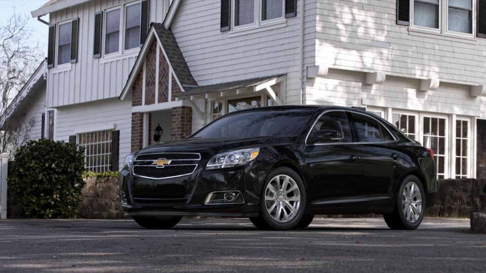 2013 Chevrolet Malibu Vehicle Photo in Redding, CA 96002