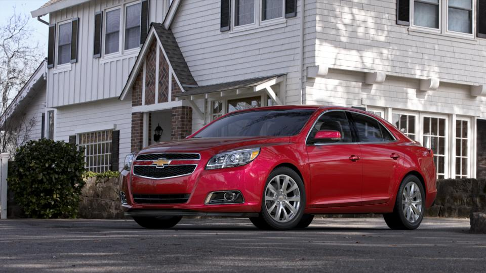 2013 Chevrolet Malibu Vehicle Photo in Milford, OH 45150
