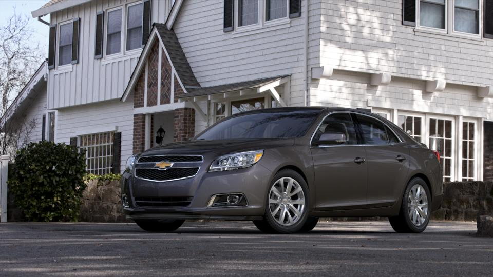 2013 Chevrolet Malibu Vehicle Photo in American Fork, UT 84003