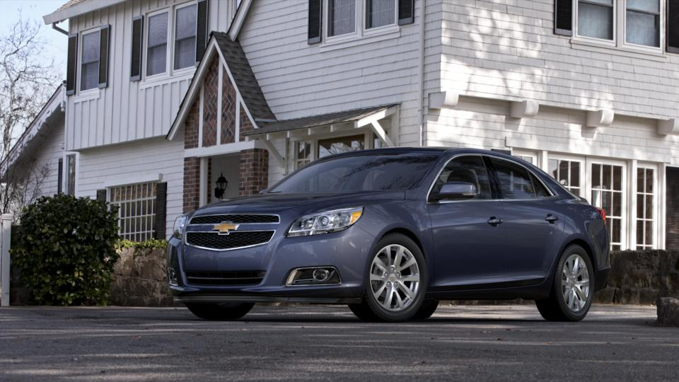 2013 Chevrolet Malibu Vehicle Photo in Safford, AZ 85546