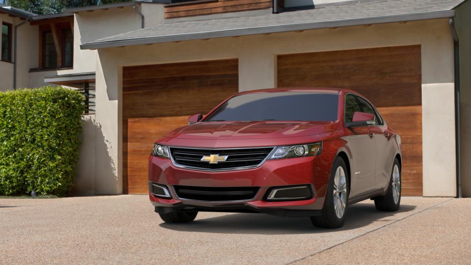 2014 Chevrolet Impala Vehicle Photo in Greensboro, NC 27405