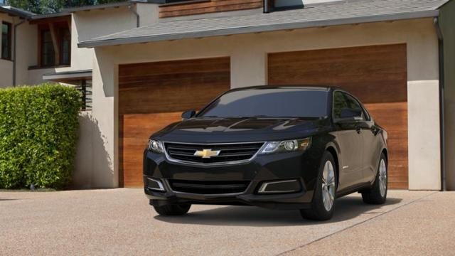 Used 2014 Chevy Impala >> Coopersville Black 2014 Chevrolet Impala Used Car For Sale