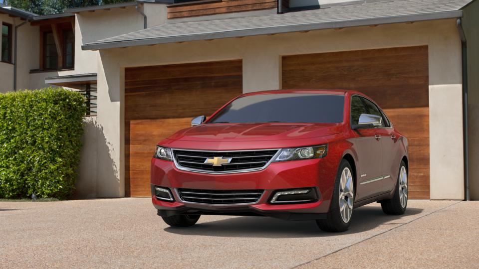2014 Chevrolet Impala Vehicle Photo in Akron, OH 44312