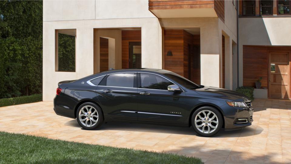 2014 Blue Chevrolet Impala for Sale at Charles Boyd ...
