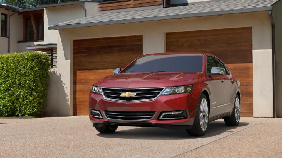 2014 Chevrolet Impala Vehicle Photo in Spokane, WA 99207