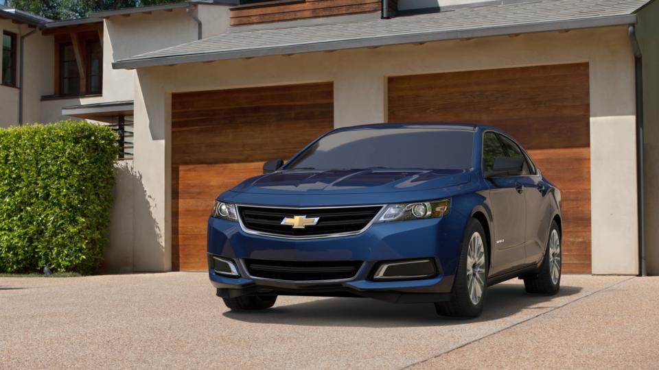 2014 Chevrolet Impala Vehicle Photo in Lansing, MI 48911