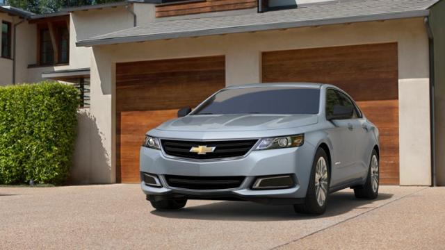 Used 2014 Chevrolet Impala LS Car for sale in Temple Texas