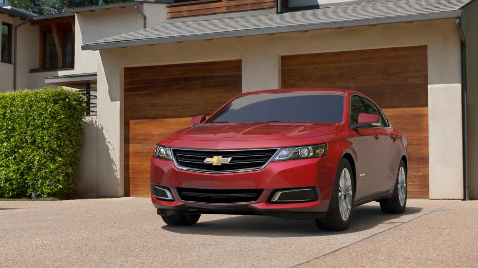2014 Chevrolet Impala Vehicle Photo in Reese, MI 48757