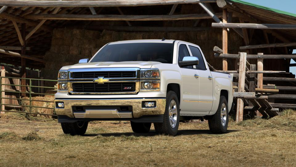 2014 Chevrolet Silverado 1500 Vehicle Photo in Milton, FL 32570