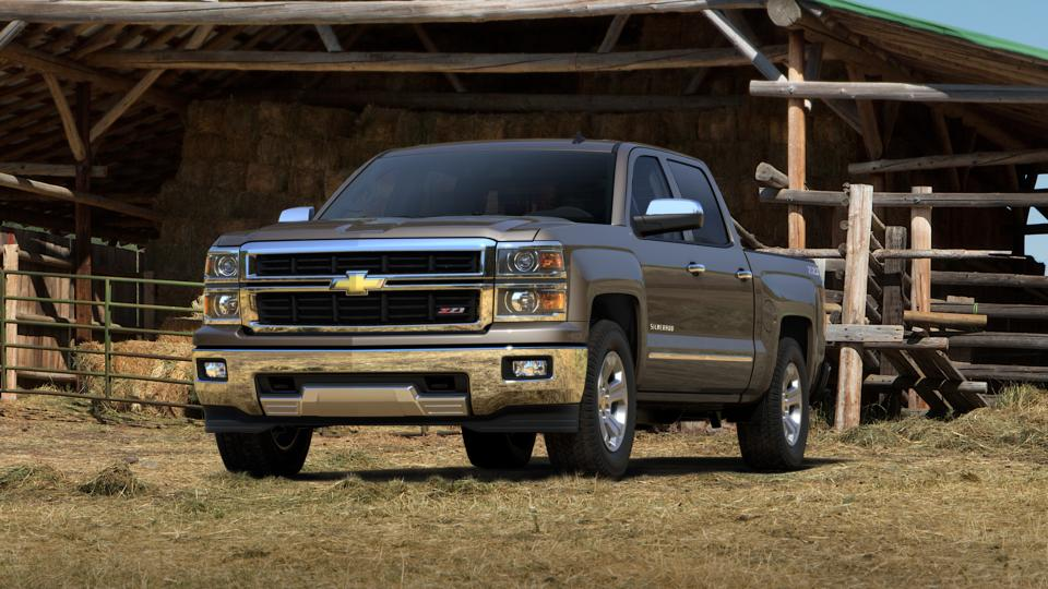 2014 Chevrolet Silverado 1500 Vehicle Photo in Enid, OK 73703