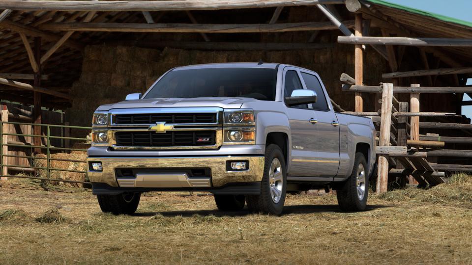 2014 Chevrolet Silverado 1500 Vehicle Photo in Sumner, WA 98390