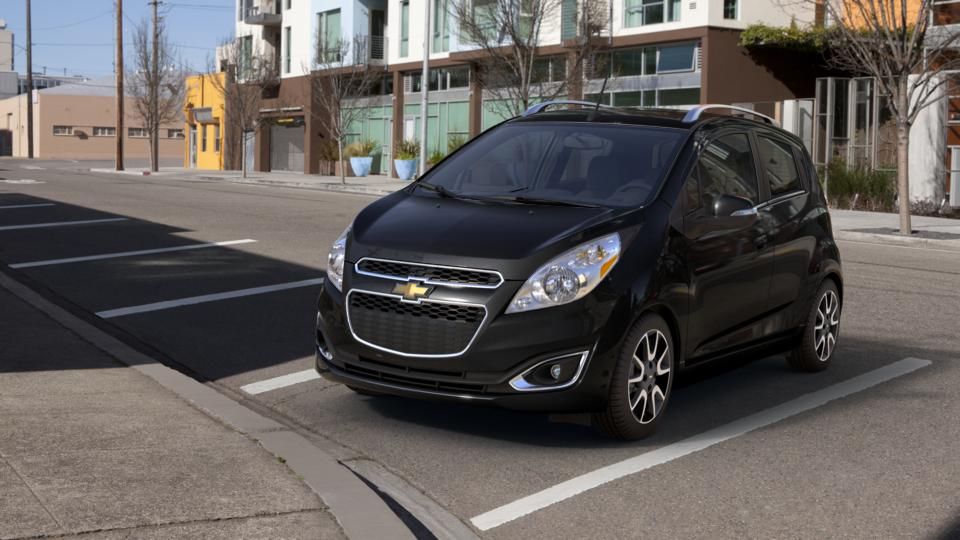 2014 Chevrolet Spark Vehicle Photo in Austin, TX 78759