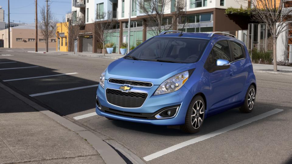 2014 Chevrolet Spark Vehicle Photo in Annapolis, MD 21401