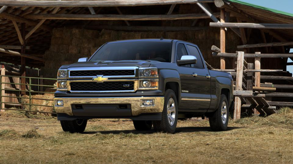 2014 Chevrolet Silverado 1500 Vehicle Photo in Twin Falls, ID 83301