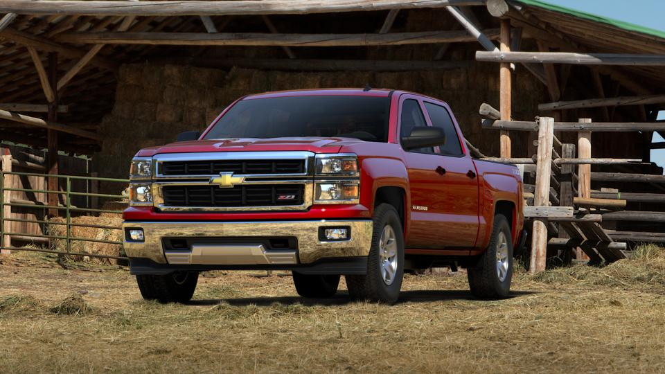2014 Chevrolet Silverado 1500 Vehicle Photo in Midland, TX 79703