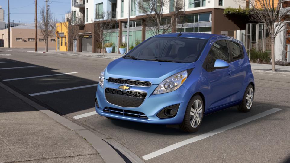 2014 Chevrolet Spark Vehicle Photo in Gardner, MA 01440