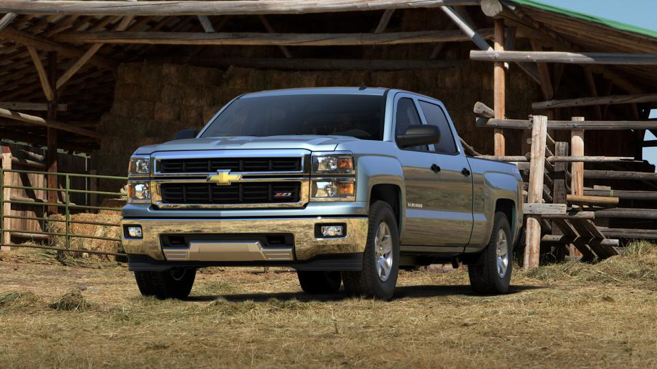 2014 Chevrolet Silverado 1500 Vehicle Photo in West Harrison, IN 47060