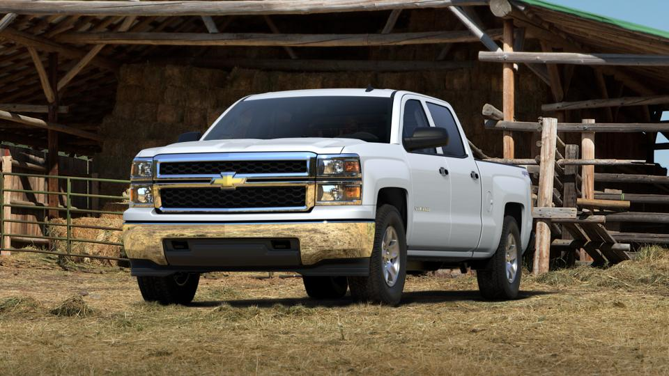 2014 Chevrolet Silverado 1500 Vehicle Photo in Hudsonville, MI 49426