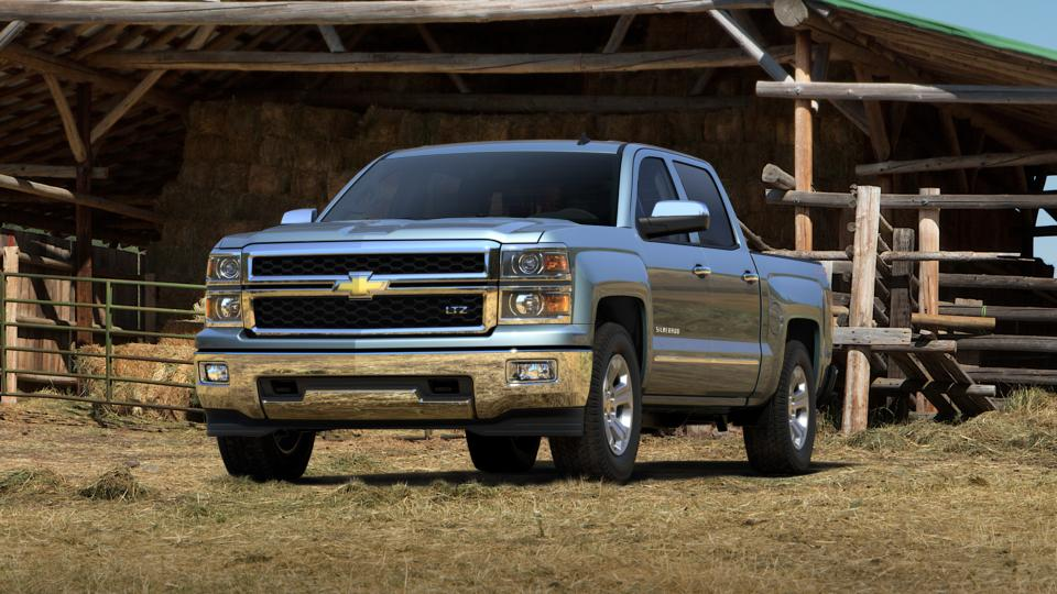 2014 Chevrolet Silverado 1500 Vehicle Photo in Evanston, WY 82930