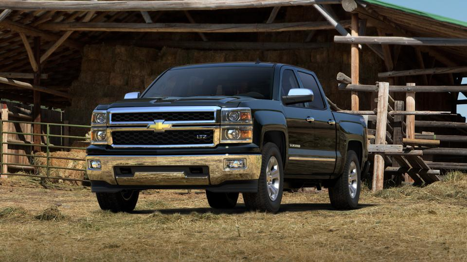 2014 Chevrolet Silverado 1500 Vehicle Photo in Greer, SC 29651