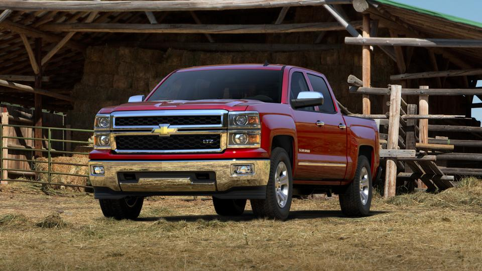 2014 Chevrolet Silverado 1500 Vehicle Photo in Sioux City, IA 51101