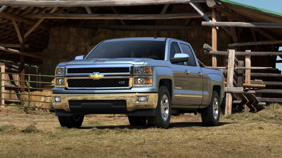 2014 Chevrolet Silverado 1500 Vehicle Photo in San Angelo, TX 76903