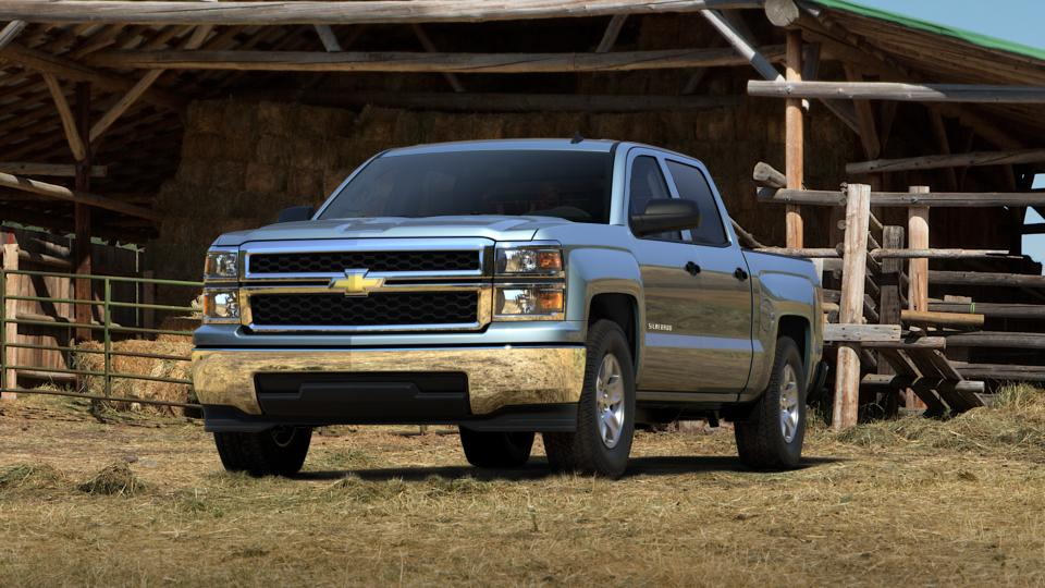2014 Chevrolet Silverado 1500 Vehicle Photo in Cartersville, GA 30120