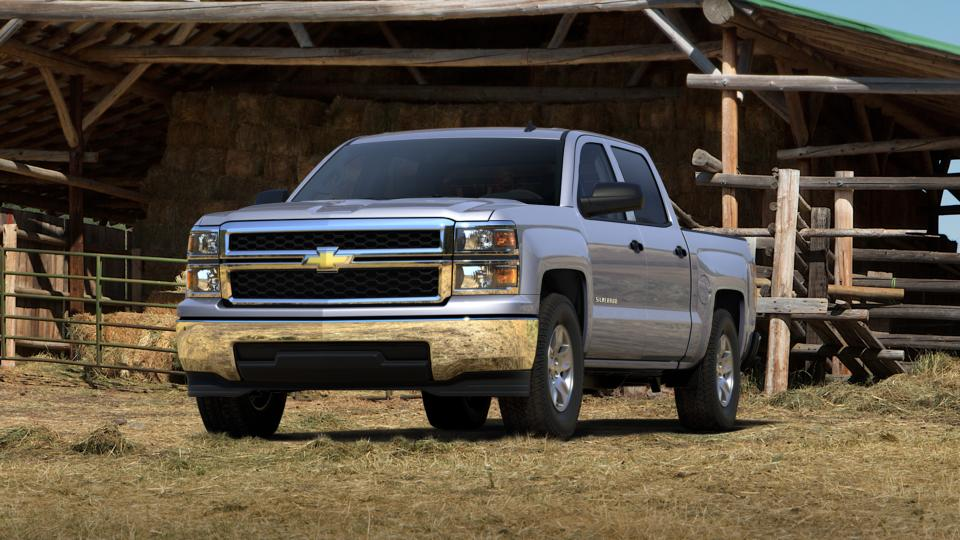 2014 Chevrolet Silverado 1500 Vehicle Photo in Darlington, SC 29532