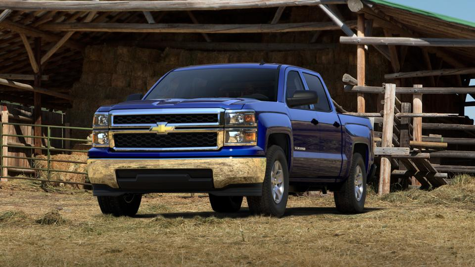 2014 Chevrolet Silverado 1500 Vehicle Photo in Odessa, TX 79762