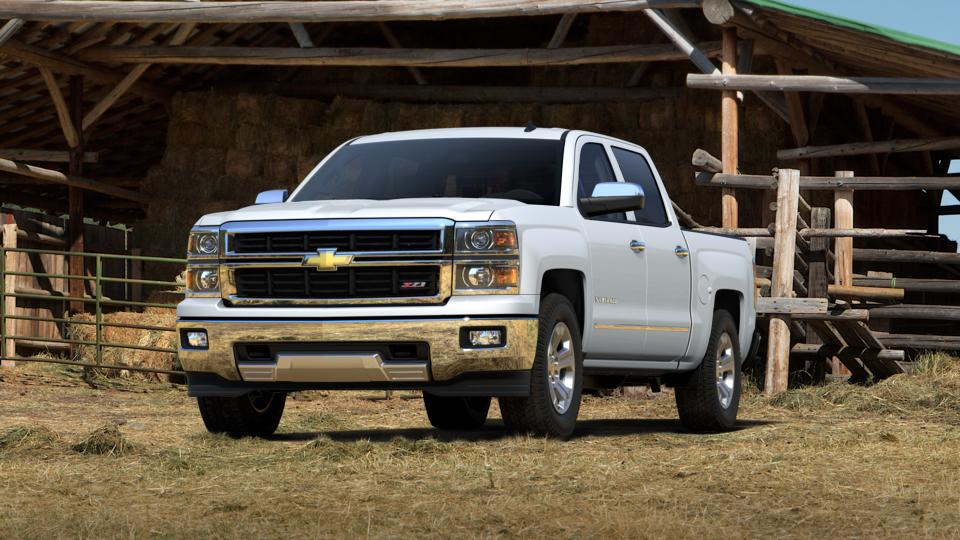 2014 Chevrolet Silverado 1500 Vehicle Photo in Greensboro, NC 27405