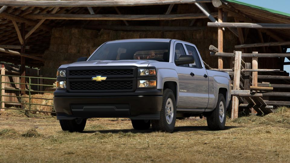 2014 Chevrolet Silverado 1500 Vehicle Photo in San Angelo, TX 76903